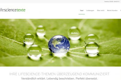 screenshot life-science-texte.de