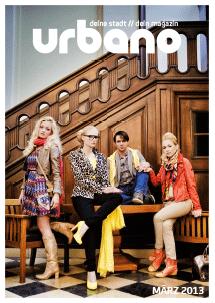 Cover urbano Maerz 2013