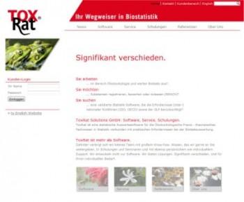 Screenshot toxrat.com