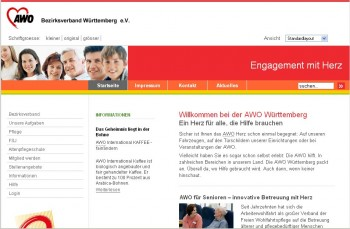 Scrrenshot_ AWO_ Wuerttemberg