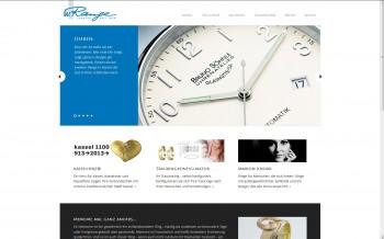 Screenshot juwelier-range.de